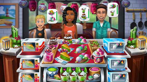Virtual Families: Cook Off apkdebit screenshots 4