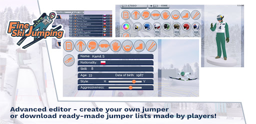 Fine Ski Jumping 0.6.8a screenshots 6