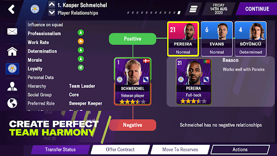 Football Manager 2021 Mobile 12.0.2 MOD APK [UNLOCKED] 5