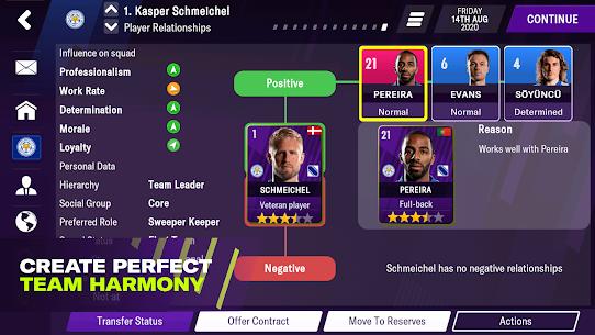 Football Manager 2021 Mobile APK, FM 2021 Mobile Mod APK 5