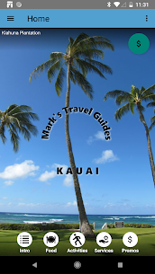 Kauai Guide 1.0 Mod + Data for Android 1