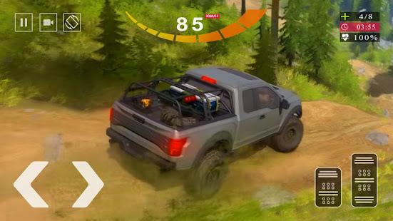 Pickup Truck 2020 - Raptor Truck 2020 1.1 Screenshots 4