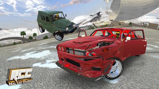 RCC - Real Car Crash screen 1