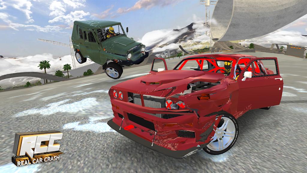 RCC - Real Car Crash poster 1