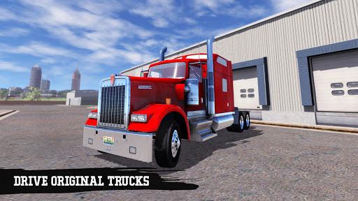 Truck Simulation 19 1.7 screenshots 3