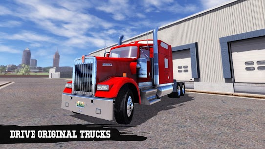 Truck Simulation 19 Apk 3
