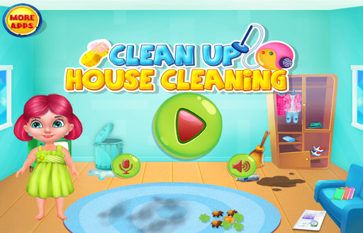 Clean Up - House Cleaning 1.0.6 screenshots 1
