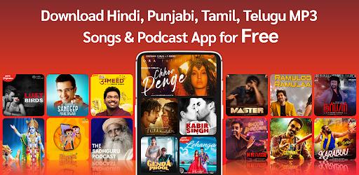 Gaana-Hindi Songs,India Bhajan,Tamil MP3 Music App .APK Preview 0