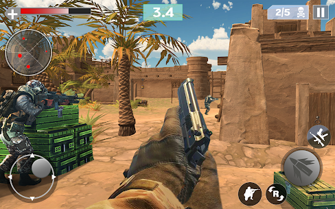 Critical Modern Strike 2021- FPS Shooter Game Hack Cheats (iOS & Android) 4