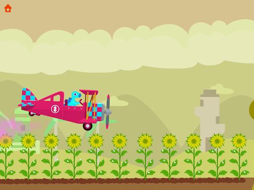 Dinosaur Farm - Tractor simulator games for kids screenshots 15