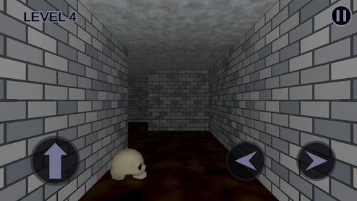 Minotaur's Lair - Scary Maze 3D, Hard Labyrinth apkpoly screenshots 2