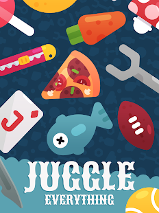 Mr Juggler - Impossible Juggling Simulator Screenshot