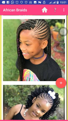 AFRICAN BRAIDS 2020 1.3 Screenshots 8