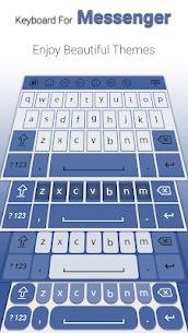 Chat Messenger Keyboard – Keyboard for Messenger 2