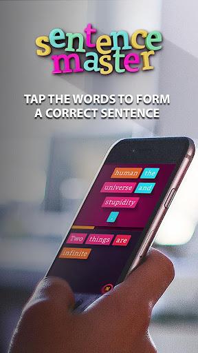 Learn English Sentence Master 1.9 Screenshots 1