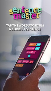 Learn English Sentence Master (PREMIUM) 1.8 Apk 1