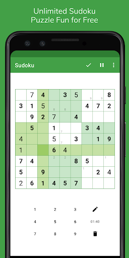 Sudoku - Free & Offline 2.4.0 Screenshots 1
