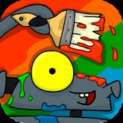 Tanktoon RanZar Coloring