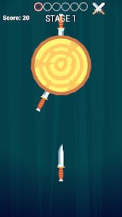 Knives Hit  : Just Shoot It! Game Hack Android and iOS 2