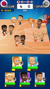Idle Five Basketball Mod Apk (Skill CD) Download Latest 4