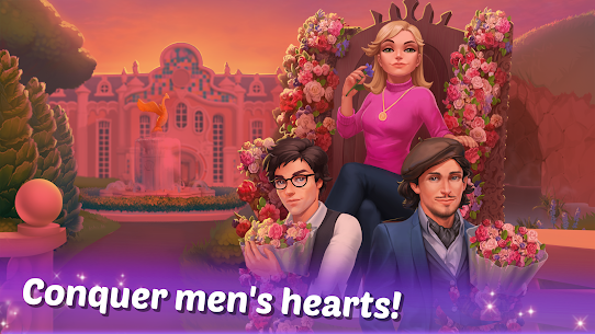 Family Hotel: Romantic story decoration match 3 MOD (Coins/Lives) 5