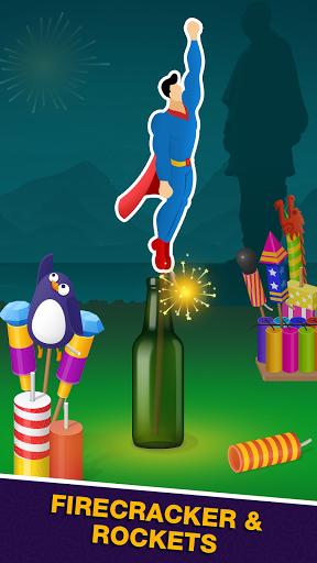 Diwali Cracker Simulator- Fireworks Game 4.03 screenshots 4