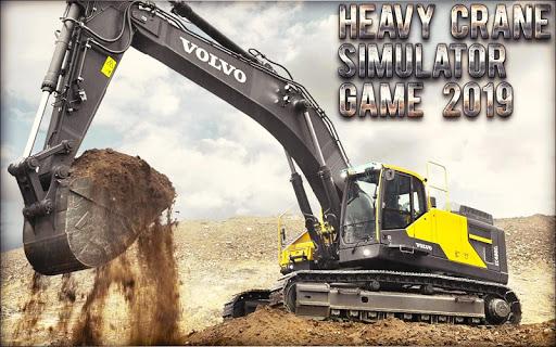 Heavy Crane Simulator Game 2019 u2013 CONSTRUCTIONu00a0SIM screenshots 16