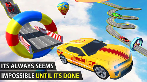 Mega Ramp Car Racing Stunts 3D: New Car Games 2021 4.5 Screenshots 11