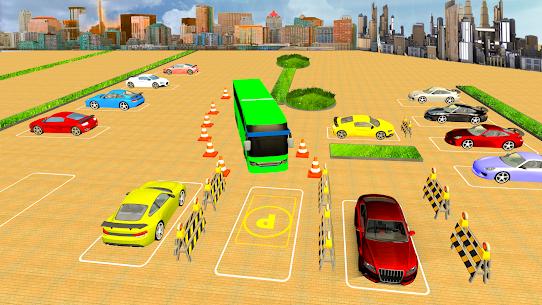 Bus parking 2021 Apk Download 4
