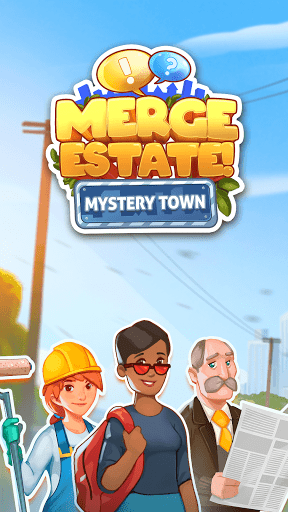 Merge Estate! Mystery Town 0.7.1 screenshots 8