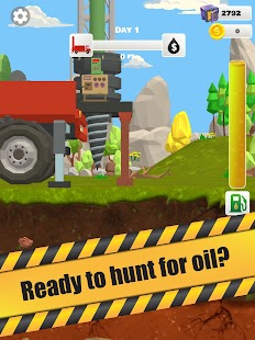 Oil Well Drilling Screenshot