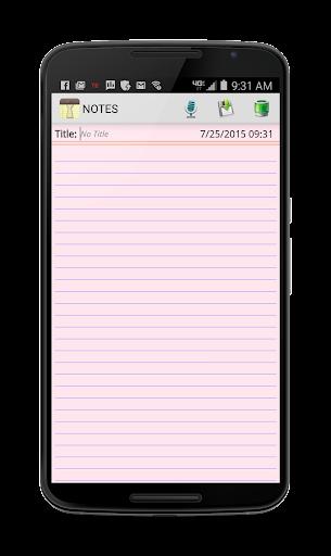 NOTES 1.27 Screenshots 4