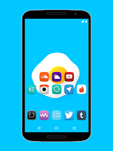 Notsquare HD - Icon Pack  Free 3.0