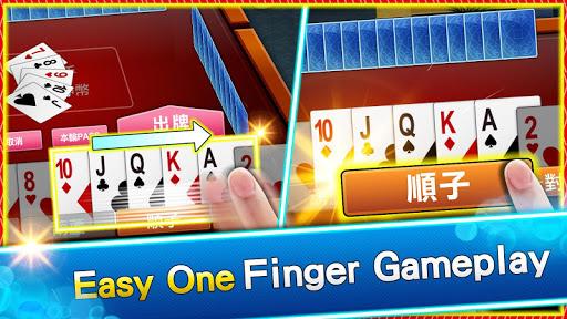 u795eu4f86u4e5fu64b2u514bPoker - Big2, Sevens, Landlord, Chinese Poker 10.3.5 screenshots 4