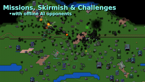 Rusted Warfare - RTS Strategy apkdebit screenshots 6