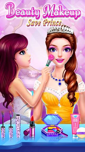 ud83dudc78ud83eudd34Princess Beauty Makeup - Dressup Salon 3.3.5038 screenshots 21