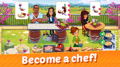 Delicious World - Cooking Restaurant Game goodtube screenshots 3