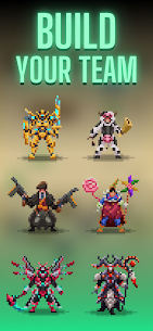 Dunidle: Idle RPG Pixel MOD (No Cost) 5