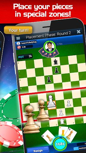 Chess + Poker = Choker 0.9.2 screenshots 3