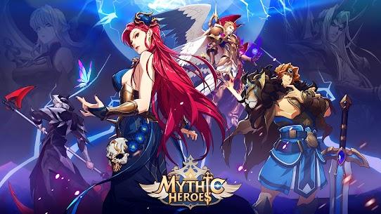 Mythic Legends MOD (Unlimited Money) 1