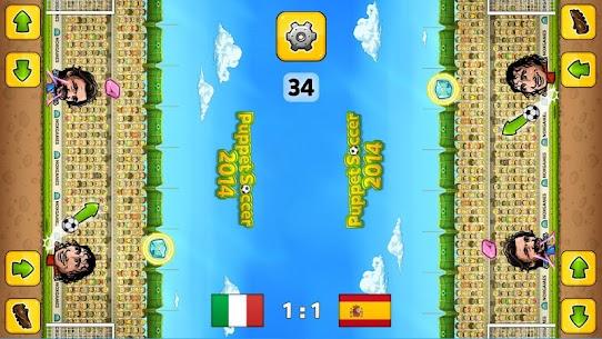 Puppet Soccer 2014 – Big Head Football Mod Apk 3.0.4 (Unlimited Money) 8