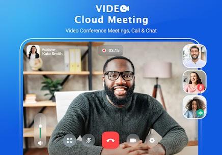 Live Video Cloud Meeting – Video Meet 5