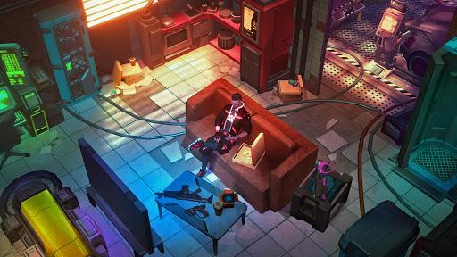 Cyberika: Action Adventure Cyberpunk RPG  screenshots 4
