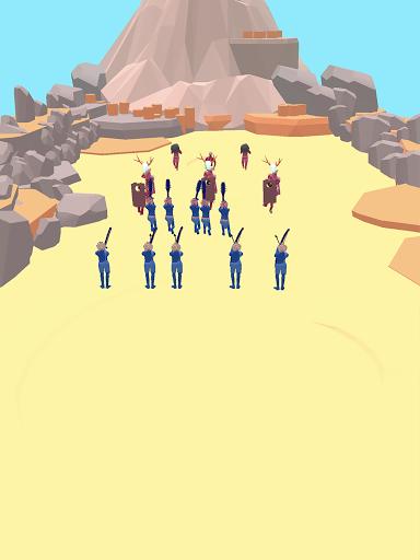 Draw Legion 3D: Epic War Simulator  screenshots 11