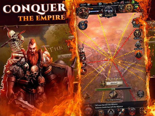 Warhammer: Chaos & Conquest - Real Time Strategy 1.20.90 screenshots 12