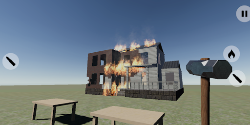 Building Destruction Prototype  screenshots 5
