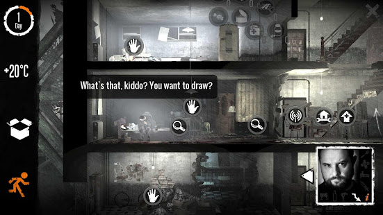 This War of Mine: Stories - Father's Promise Mod Apk