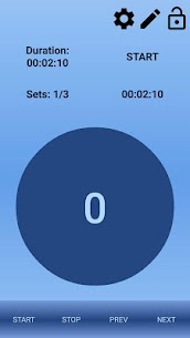Tabata Timer free  For Pc – Free Download – Windows And Mac 1