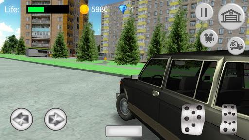 Russian SUV Simulator apkdebit screenshots 2