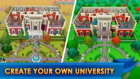 Free University Empire Tycoon -Idle Apk Download 2021 5